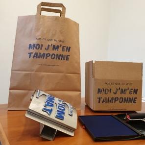 atelier tampons paris personnalise vos sacs en kraft et cartons
