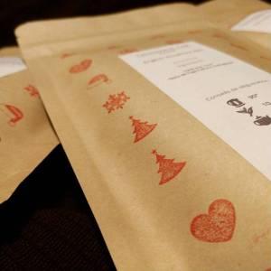 tendance thé emballage fêtes de fin d'année